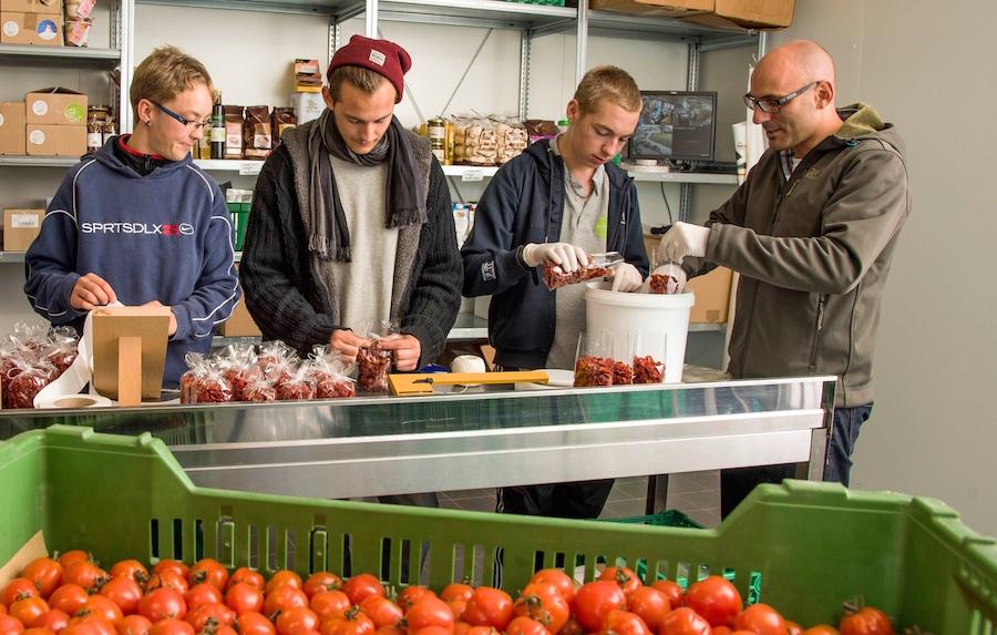 sozialer arbeitsmarkt essen
